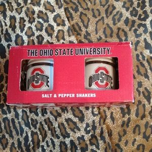 The Ohio State University Salt and Pepper Shakers